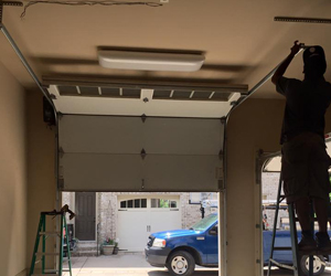 Special Offers - Single car garage door install