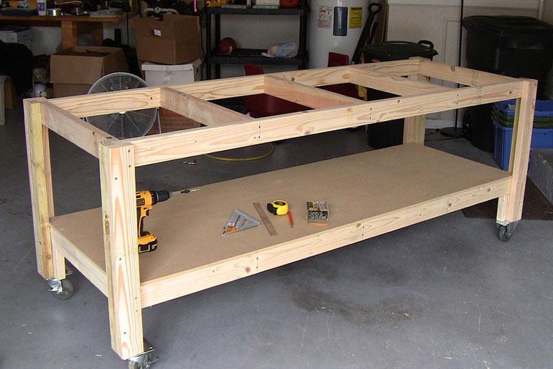 A DIY Work Bench